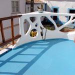 Balkon, Casa da Pedra in Raposeira