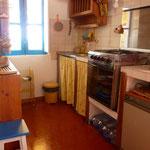 Küchenzeile, Casa Alex bei Salema
