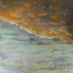 o. T. (Öl/Leinwand, 80 x 60 cm)