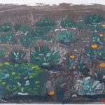 Herbstgeister (Öl/Leinwand, 30 x 40 cm)