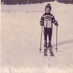 Seisl Josef beim Schülerrennen 1966