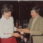 Seisl Anneliese Clubmeisterin 1973