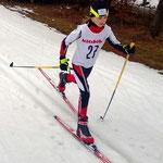 Lena Pinter auf dem Weg zum Meistertitel