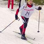 Isabelle Baumgartner belegte den 3. Rang
