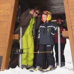 Unsere Starterin Gitti Hinterholzer mit Maxi Schlemmer