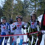Hannah Köck, Katrin Hinterholzer und Nina Mach
