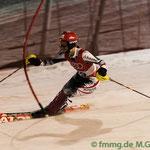 Hannah bei den Junioren Weltmeisterschaften in Jasna /SVK - 8. Rang