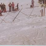 Rennen am Kröpfellift Anfang 70er Jahre