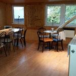 Unser Stübcen mit Küche und im Winter beheizbar