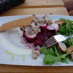 Lecker baltisches Essen. Litauen