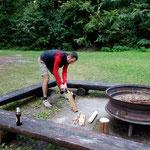 Gratis Campingplatz inklusive Feuerholz und Axt! Estland