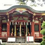 熊野神社(青山熊野神社)