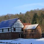Kronauer Hof im Winter