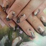 Nail-Art-Beispiel von BEYOUTIFUL COSMETICS
