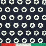 Sommer-Sweat Circle Stars dunkelblau