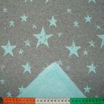 Wellnesssweater grau/mint