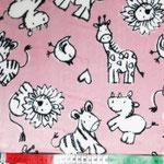 Fleece Tierchen rosa