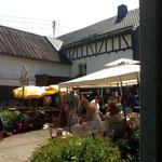 Dickendorfer Mühle mit Café und ehemaligem Mühlenhaus