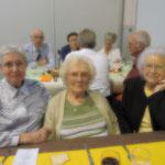 Madame Rombaut, Paulette Pernois et Christiane Freté