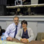 Monsieur le Maire,: Jean-Michel, et sa femme