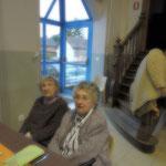Madame Bulan et Madame Suzanne Besse