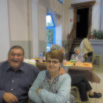 Christian et Micheline Moiret
