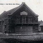 La voici nouvellement construite en  1925