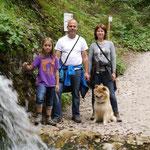 Wanderung zur Tscheppaschlucht