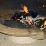 Doppelwand Feuerschale