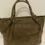 Handtasche, Kunstleder, Farbe: taupe, 49,95€, Meißner Straße und Königsbrück