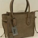 Handtasche, Kunstleder, Farbe: taupe, 79,99€, Schuhmoden
