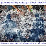 Teppich Bio Handwäsche