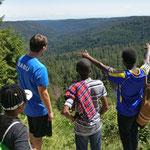 Soweit das Auge reicht, Nationalpark Schwarzwald