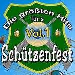 Die größten Hits für's Schützenfest, Vol. 1 Various artists 17. May 2019