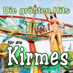 Die größten Hits für die Kirmes, Vol. 1 - Ursprüngliches Erscheinungsdatum : 15. März 2013