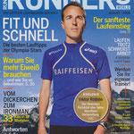 Runners World - Artikel über DSK