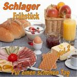 Schlager Frühstück Vol. 2 (Für einen schönen Tag) - Ursprüngliches Erscheinungsdatum : 28. Mai 2012