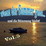 Wenn der Sommer geht und die Stimmung bleibt, Vol. 5 Various artists 12. September 2014