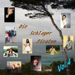 Schlager Piraten Vol. 4 - Ursprüngliches Erscheinungsdatum : 30. März 2012