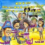 Schlager Piraten, Vol.3 - Ursprüngliches Erscheinungsdatum : 25. November 2011