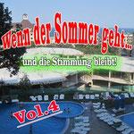 Wenn der Sommer geht und die Stimmung bleibt, Vol. 4 - Various artists  - Voraussichtliches Erscheinungsdatum: 18. Juli 2014