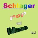 Schlager, Pop und Volksmusik Vol. 2 - Veröffentlicht 6.März 2012