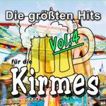 Die größten Hits für die Kirmes, Vol. 4 - Ursprüngliches Erscheinungsdatum : 13. September 2013