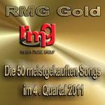 RMG Gold Vol. 4 (Die 50 meistgekauften Songs im 4. Quartal 2011) Ursprüngliches Erscheinungsdatum : 23. Januar 2012
