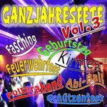 Ganzjahresfete, Vol. 3 - Voraussichtliches Erscheinungsdatum: 8. August 2014
