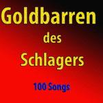 Goldbarren des Schlagers (100 Songs) - Ursprüngliches Erscheinungsdatum : 25. Januar 2013
