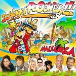 Schlager Pooower Mallorca - Vol.2 - Ursprüngliches Erscheinungsdatum: 24. August 2012