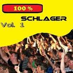 100 % Schlager Vol. 1 - Ursprüngliches Erscheinungsdatum : 27. Januar 2012