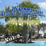 Wenn der Sommer geht und die Stimmung bleibt, Vol. 2 - Ursprüngliches Erscheinungsdatum : 30. August 2013