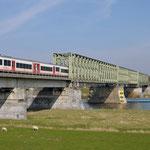 8 Maart 2014: Katwijk / 351 Als stoptrein naar Cuijk vanuit Nijmegen (dit ivm werkzaamheden tussen Cuijk en Venray)